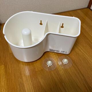 イケア(IKEA)の美品♡キッチンペーパー サランラップ 収納(キッチン収納)