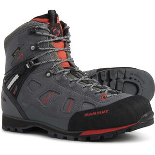 マムート(Mammut)のmammut grey dark Ayako high Gore-Tex 24(登山用品)