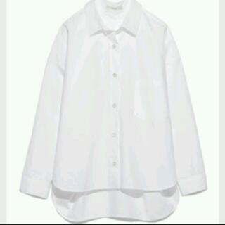 エミアトリエ(emmi atelier)のemmiatelier 白シャツ(Tシャツ(長袖/七分))