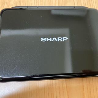 SHARP - SHARP PW-AC910-B 袋付き!
