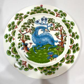 イッタラ(iittala)の廃盤 イッタラ サツメッサ プレート 30cm  皿 大皿(食器)