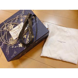 クリスチャンディオール(Christian Dior)のクリスチャンディオール クリスマス ギフトボックス(ラッピング/包装)