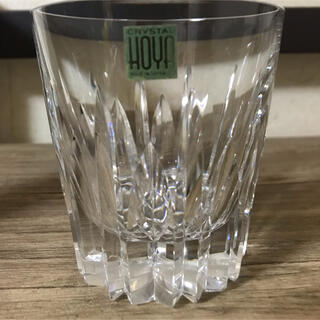 HOYA 最高級ロックグラス(グラス/カップ)