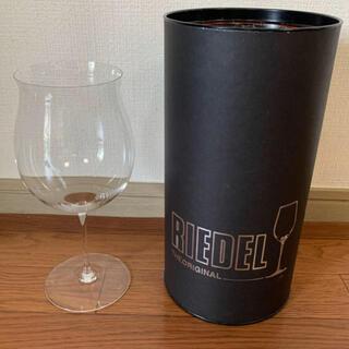 リーデル(RIEDEL)の特価ソムリエシリーズ ブルゴーニュ2脚 ボルドー1脚(食器)