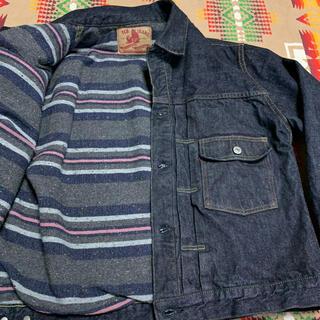ウエアハウス(WAREHOUSE)の【超限定】tcbジーンズ  Wool-Lined 50's Jacket(Gジャン/デニムジャケット)