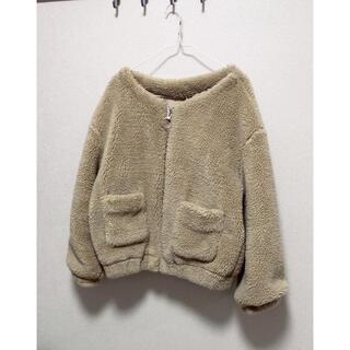 ディーホリック(dholic)のファージャケット(毛皮/ファーコート)