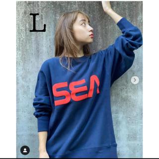 SEA - SEA(SPC) SWEAT SHIRT 【 WIND AND SEA