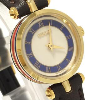 グッチ(Gucci)の3.超美品 グッチ GUCCI 時計 シェリーライン(腕時計)
