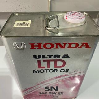 ホンダ(ホンダ)のホンダultraLTD 5w30エンジンオイル(メンテナンス用品)