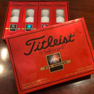 タイトリスト(Titleist)の値下げ Titleist  ゴルフボール 未使用品 1ダース(12個)  (その他)