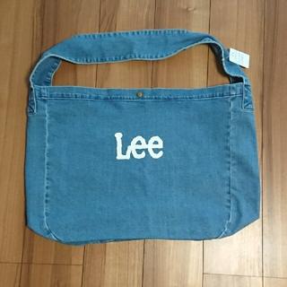 リー(Lee)のLee   ショルダーバッグ    デニムバッグ  2021年福袋(ショルダーバッグ)