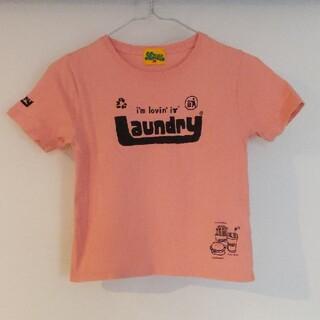 ランドリー(LAUNDRY)のランドリーTシャツ(キッズ) バーガー柄(Tシャツ/カットソー)