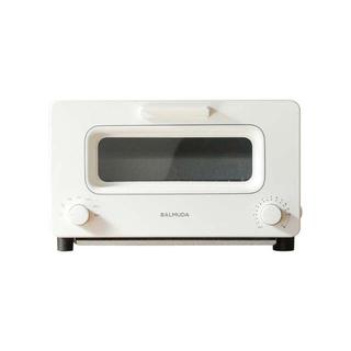 バルミューダ BALMUDA オーブントースター ホワイト(調理機器)