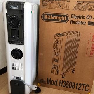 デロンギ(DeLonghi)のDeLonghi H350812TC  デロンギ(オイルヒーター)