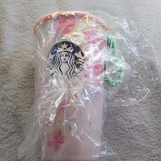 スターバックスコーヒー(Starbucks Coffee)のサクラ ストライプカップ(その他)