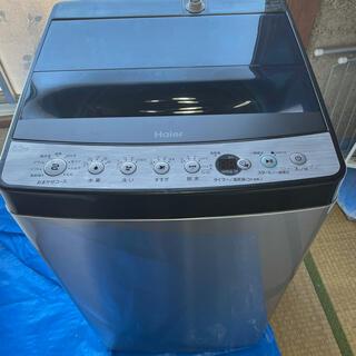 ハイアール(Haier)の6 Haier 5.5Kg洗濯機 JW-XP2C55F 2020年製(洗濯機)