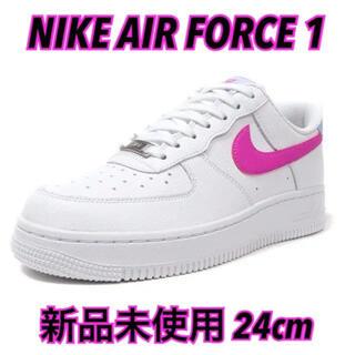 ナイキ(NIKE)のNIKE AIR FORCE 1 LOW 24cm 新品(スニーカー)