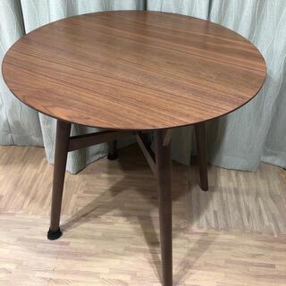 ニトリ(ニトリ)のニトリ ハイテーブル 円形(ダイニングテーブル)