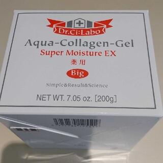 ドクターシーラボ(Dr.Ci Labo)のBig ドクターシーラボ  アクアコラーゲンゲル スーパーモイスチャーEX(保湿ジェル)
