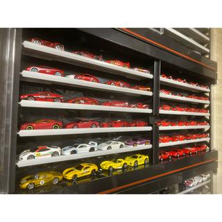 フェラーリ(Ferrari)のホットウィール!フェラーリ50台セット!ケース付き!(ミニカー)