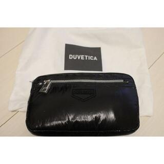 デュベティカ(DUVETICA)の🌸新品・未使用 DUVETICA ボデイバッグ/ウエストポーチ🌸(ボディバッグ/ウエストポーチ)
