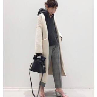 アパルトモンドゥーズィエムクラス(L'Appartement DEUXIEME CLASSE)の美品 LAUREN MANOOGIAN Long Open Cardigan(ニットコート)