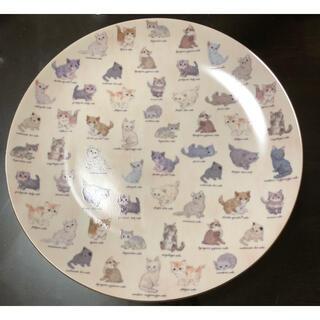 フランシュリッペ(franche lippee)のフランシュリッペ   猫図鑑 皿(食器)