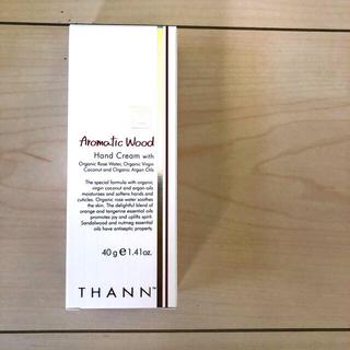 タン(THANN)のTHANN Aromatic Wood Hand Cream(ハンドクリーム)