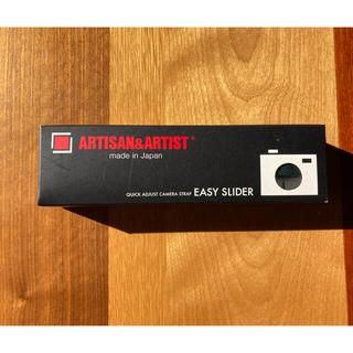 アルティザンアンドアーティスト(Artisan&Artist)のARTISAN&ARTIST カメラのストラップ(その他)