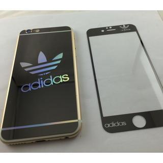アディダス(adidas)の海外限定アディダス強化ガラス4色選択(保護フィルム)