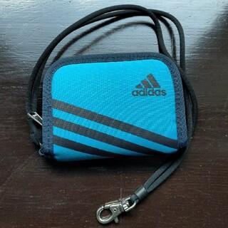 アディダス(adidas)のadidasジュニア二つ折り財布(財布)