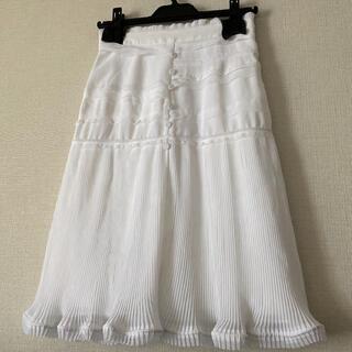 カルヴェン(CARVEN)のCARVENスカート size34(ひざ丈スカート)
