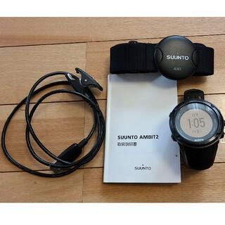 スント(SUUNTO)のSUNT AMBIT2 スント アンビット2 GPS (腕時計(デジタル))