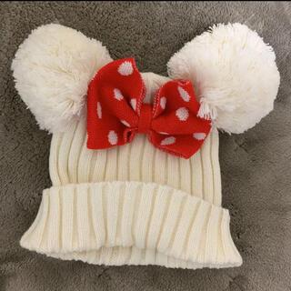 ディズニー(Disney)のディズニーニット帽 ディズニーランド ディズニーシー クリスマス(ニット帽/ビーニー)
