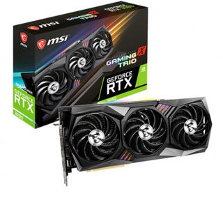 エイスース(ASUS)のMSI RTX3080 5枚(PCパーツ)