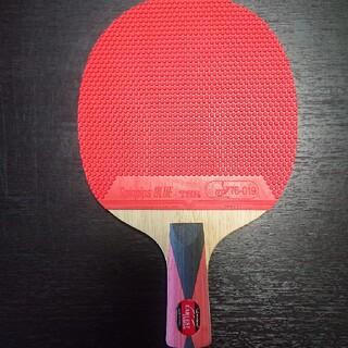 卓球ラケット ヤサカ「アーレストカーボン」中国式