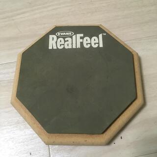 RealFeel ドラム練習用パット(その他)