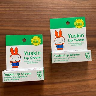 ユースキン(Yuskin)のユースキン ブルーナ スキンケア リップクリーム(5g)(リップケア/リップクリーム)