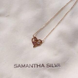 サマンサシルヴァ(Samantha Silva)のシルヴァ ネックレス ハート アクセサリー サマンサティアラ(ネックレス)