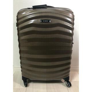サムソナイト(Samsonite)の【新品、未使用】サムソナイト キャリー Lite-Shock 36L 55cm(トラベルバッグ/スーツケース)