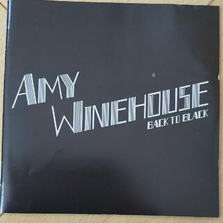 Amy Winehouse Back To Black (R&B/ソウル)