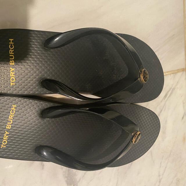 Tory Burch(トリーバーチ)のトリーバーチ ビーチサンダル レディースの靴/シューズ(ビーチサンダル)の商品写真
