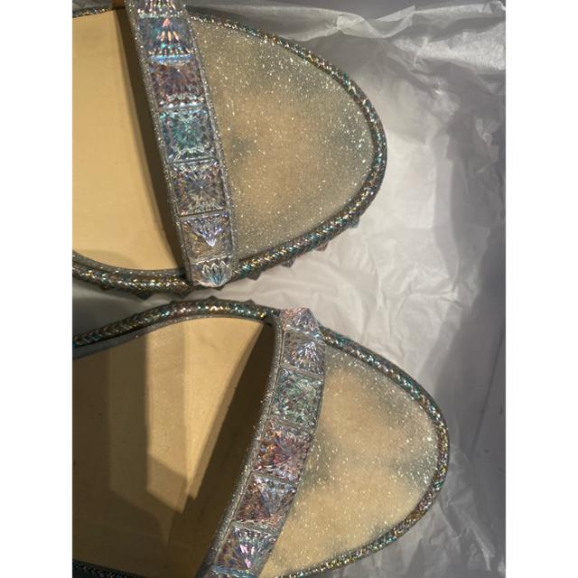 Christian Louboutin(クリスチャンルブタン)のルブタン オーロラサンダル35 レディースの靴/シューズ(サンダル)の商品写真
