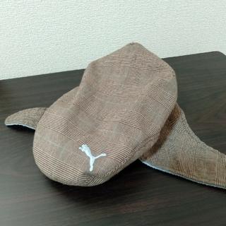 プーマ(PUMA)のハンチング帽(帽子)