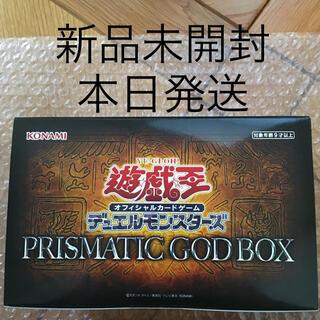 ユウギオウ(遊戯王)の遊戯王 prismatic god box プリズマティック ゴッド ボックス!(Box/デッキ/パック)
