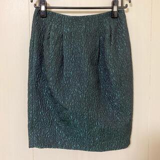 モスキーノ(MOSCHINO)のタイトスカート(ひざ丈スカート)