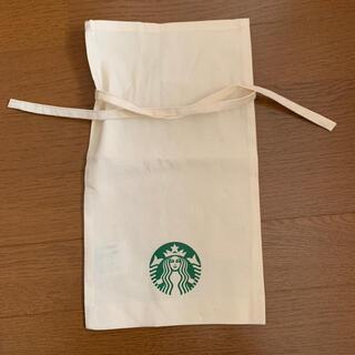 スターバックスコーヒー(Starbucks Coffee)の△スタバ 布袋 19×30(エコバッグ)
