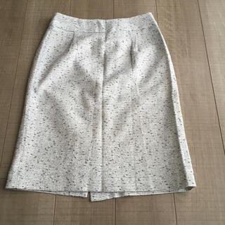 プラステ(PLST)の≡  PLST レディーススカート size:S(ひざ丈スカート)