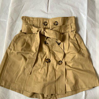 シマムラ(しまむら)のキュロット スカートパンツ Lサイズ(キュロット)