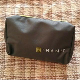 タン(THANN)のマカロン様専用 THANN タイ航空アメニティポーチ ビジネスクラス(旅行用品)